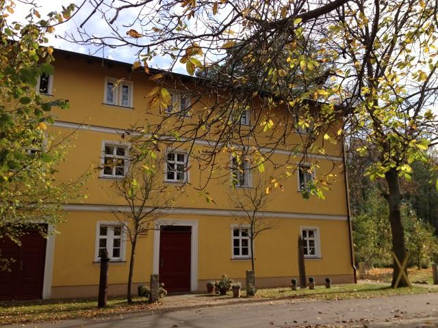 Kaisermühle Herbst